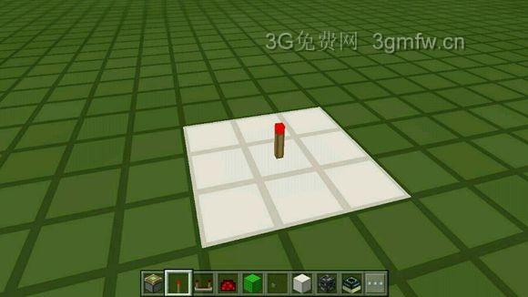我的世界(minecraft)红石火把详细图文教程