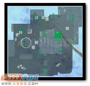 生死狙击圣诞游乐场怎么玩? 生死狙击圣诞游乐场地图解析