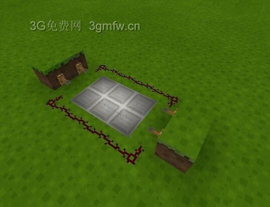 我的世界红石陷阱怎么做? minecraft红石陷阱教程