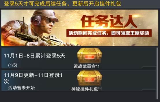 枪战英雄2016年11月9日更新维护公告 P90-天蝎+丰都城