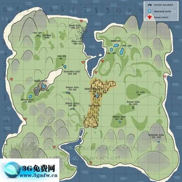 岛(The Isle)游戏操作及生存攻略