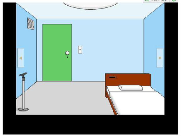 密室逃脱逃出蓝色房间攻略