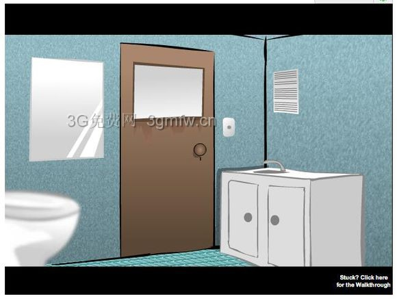 密室逃脱逃出洗手间攻略