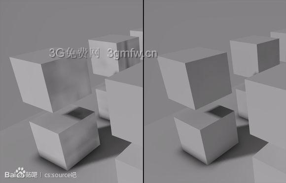 csgo地图制作光影和材质等方面的改进内容