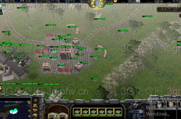 魔兽争霸3RPG二战风暴2.21图文攻略