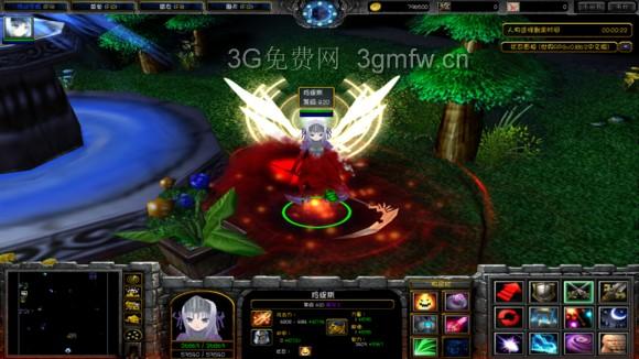 魔兽争霸3冰封王座世界rpg月神玲缇斯技能、装备等全面攻略