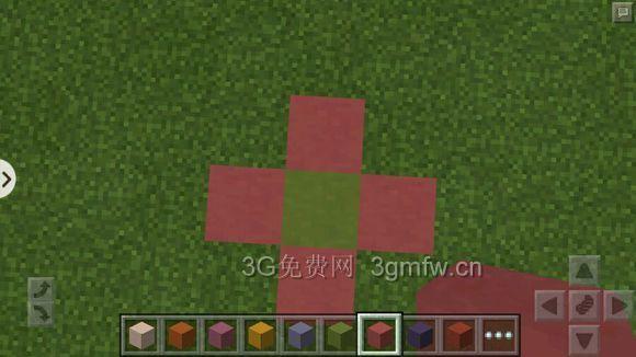 我的世界(Minecraft)多彩地板、地毯制作及装饰图文教程