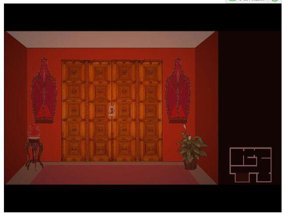 密室逃脱逃出魔法房间攻略
