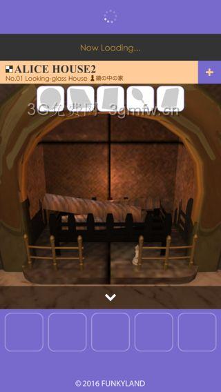 逃出爱丽丝的房子2(Escape Alice House 2)通关图文攻略