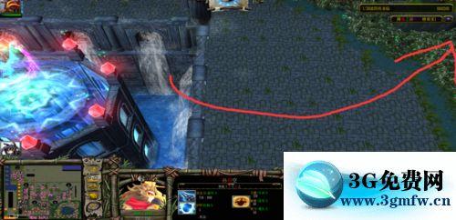 魔兽争霸3《降魔之路》正式版1.18开局任务攻略