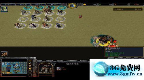 魔兽争霸3《争霸艾泽拉斯》正式版高级装备升级攻略