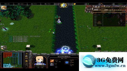 魔兽争霸3《守城物语》3v1.51正式版新手任务攻略