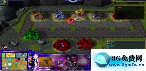 魔兽争霸3《陨灭の心炙》正式版1.5.2开局装备和成长装备攻略