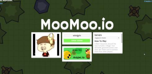 moomoo.io怎么玩? moomoo.io游戏攻略