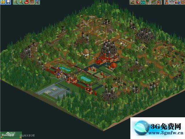 过山车大亨2(RollerCoasterTycoon2)重要关卡攻略